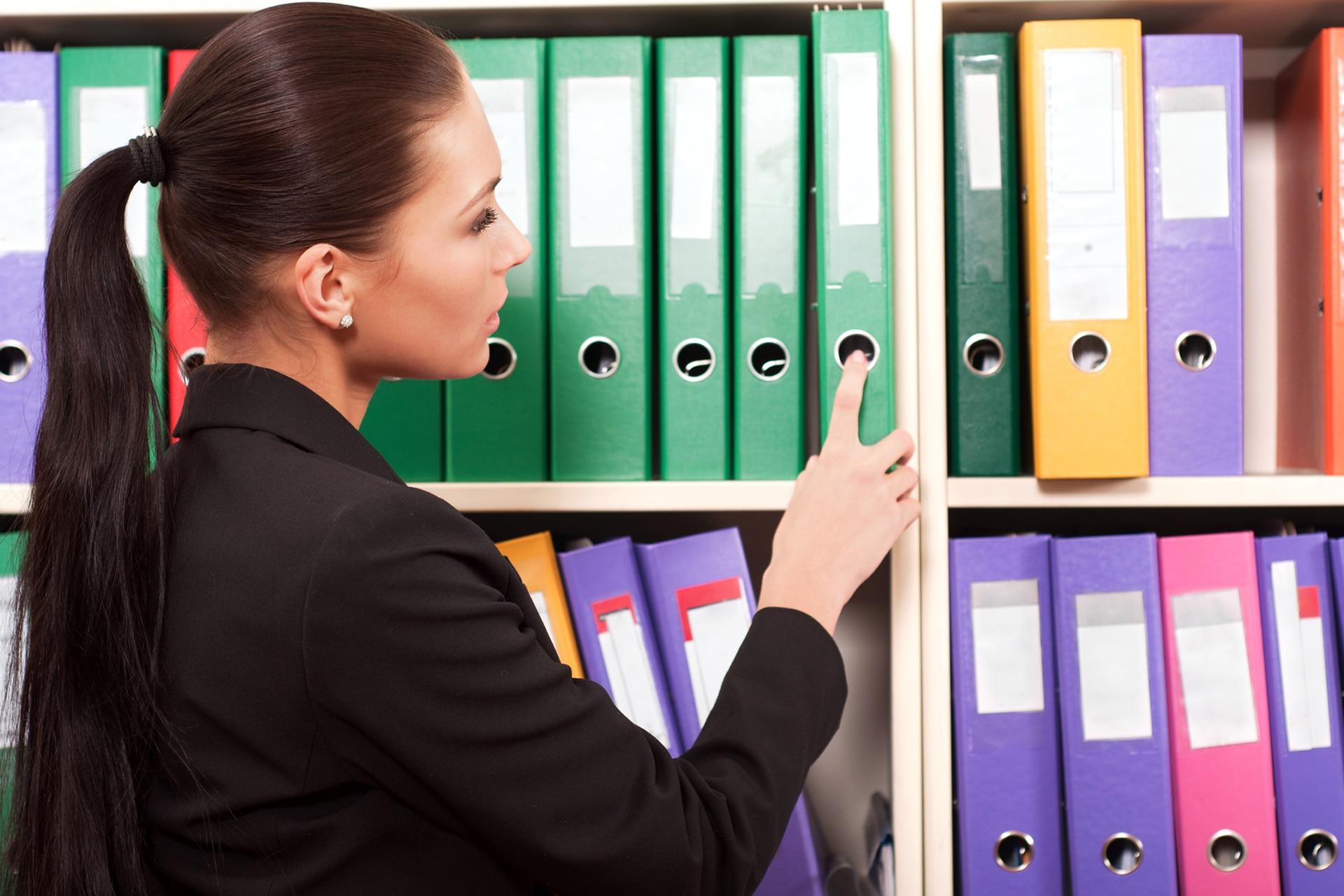 Business Documents Storage